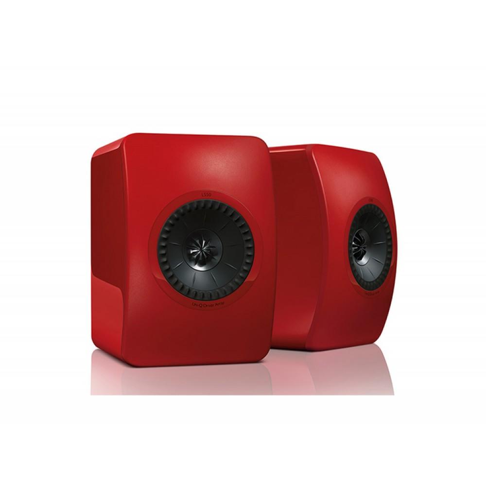 KEF LS50 RACING RED ( ΖΕΥΓΟΣ)