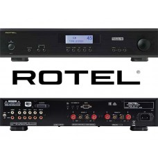 Rotel A11 Tribute (Black)   Tribute in honour of audio legend Ken Ishiwata.